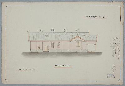 A Selection of Architectural Plans from the E.E. Gillman Collection