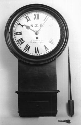 New Zealand Railways Station Clock
