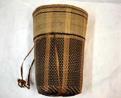 Rice carrying basket