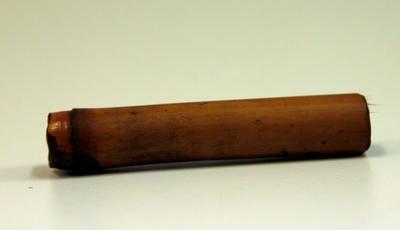 Bamboo tube