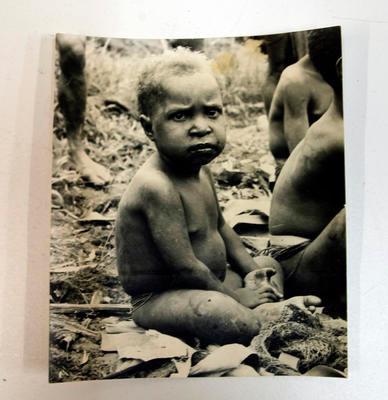 Photographs – Winga Village, New Guinea