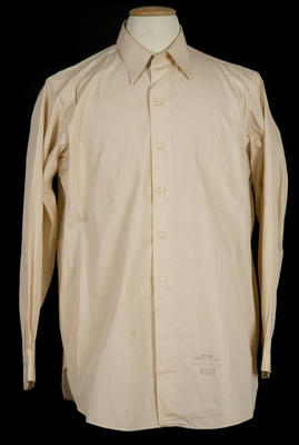 """BELMONT"" Cotton Shirt"