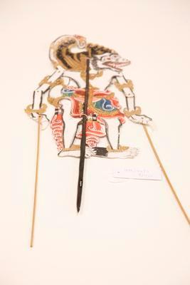 Puppet, wayang kulit