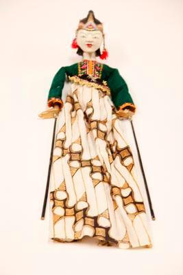 Puppet, wayang golek