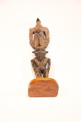 Figure, wooden