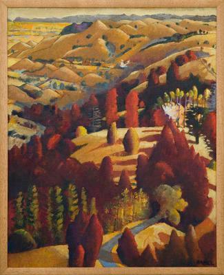 No. 2 Easter Series - Maungakawa Hill