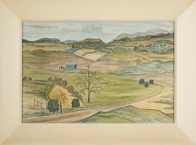 Untitled [Waikato Landscape]