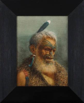 Te Huriwa, Tohunga of Tuwharetoa