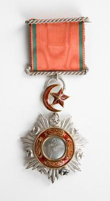 Order of the Medjidie Medal – Captain Hamilton