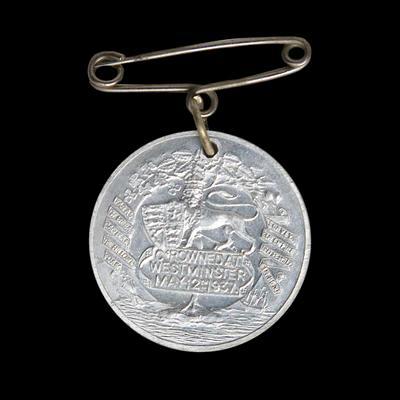 Medal – Commemorating  Edward VIII Coronation 1937