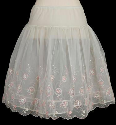 Half petticoat
