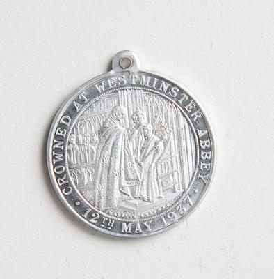 Medal – Commemorating  Edward VIII Coronation 1937