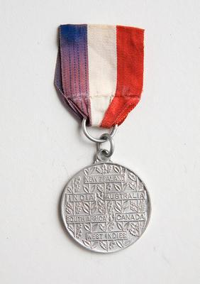 Medal Commemorating  Edward VIII Coronation 1937
