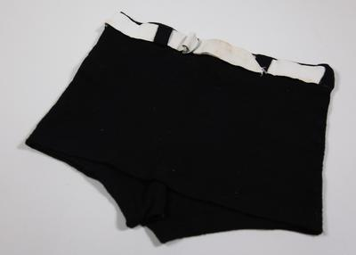 Men's woollen swimming trunks