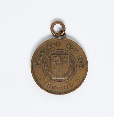 Medal – Special Constabulary Mounted 1913