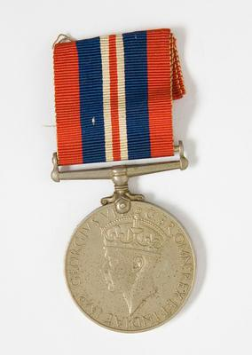 Medal – The War Medal 1939–1945