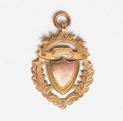Medal – rose gold