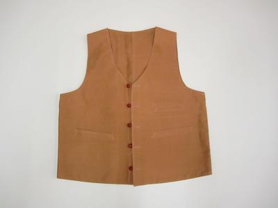 Korean men's vest (chogki)