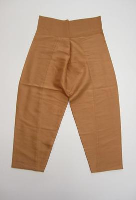 Korean men's trousers (paji)