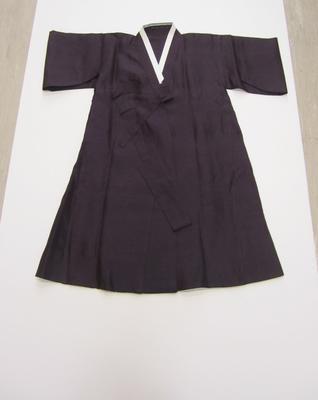 Korean men's full length coat (turumagi)