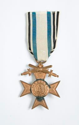 Medal  – Bavarian Military Merit Cross