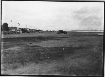 Glass plate negative – Foxton Beach