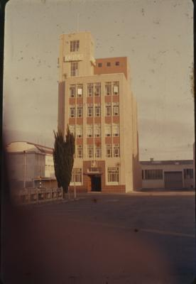 Slide - Mutual Life Corporation building, Hamilton