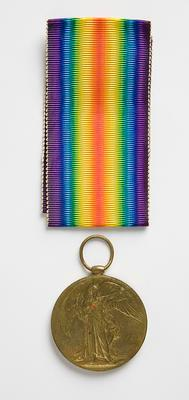 Victory Medal – WWI, William Storry