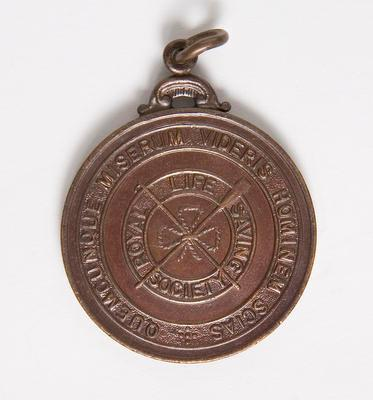 Medal – Royal Life Saving, R. Murdock 1960
