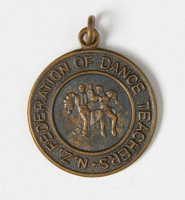 Medal – NZ Federation of Dance Teachers
