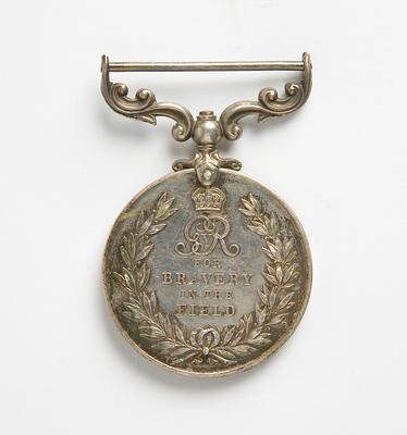 Medal – WWI, William Storry
