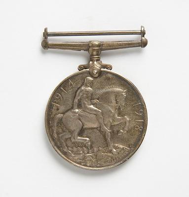 Medal – WWI, John Storry
