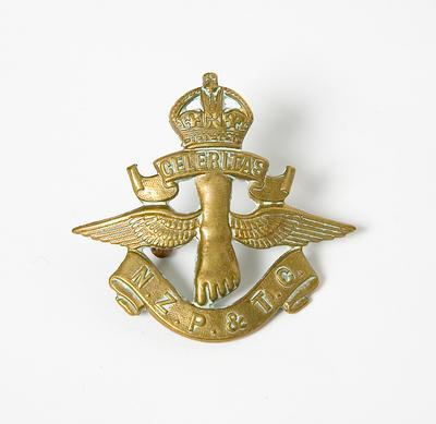 Badge – New Zealand Post and Telegraph Corps