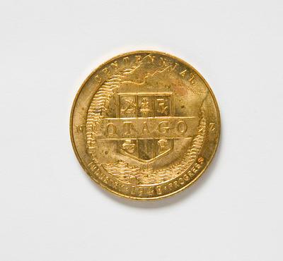 Medal – Commemorating Otago Centennial