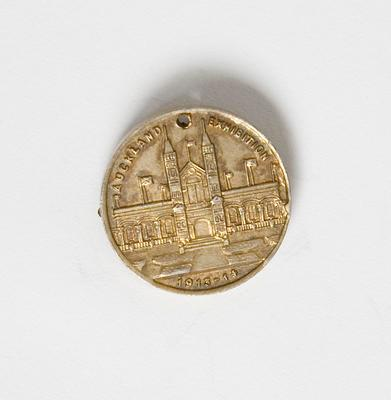 Medal – Auckland Exhibition, 1913-1914
