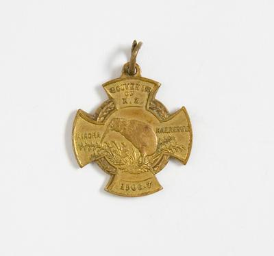 Medal – Christchurch Exhibition 1906-1907