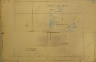 [Thames Valley Co-op. Dairying Co. Ltd] Wharepoa Cheese Factory. Locality plan.