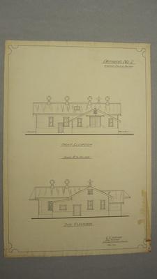 [NZ Co-op Dairy Co Ltd] Kiwitahi Cheese Factory. Drawing No.2.
