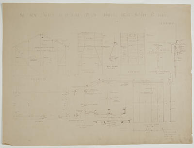 The New Zealand Co-op. Dairy Coy Ltd. Proposed Cheese Factory at Ngatea. Sheet No.5.