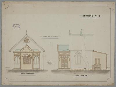 [Church] Drawing No. 2