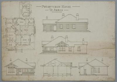 Presbyterian Manse Te Aroha