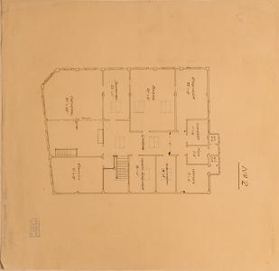 [Te Aroha Electric Power Board, Proposed Alterations to Office Plan. Te Aroha] No.2