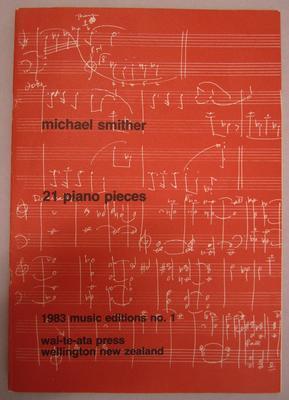 21 Piano Pieces, 1993,