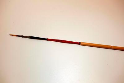 Bamboo arrow