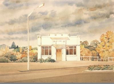 Art Gallery 1945 - 1969