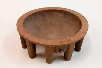 Tanoa fai 'ava – ceremonial kava bowl