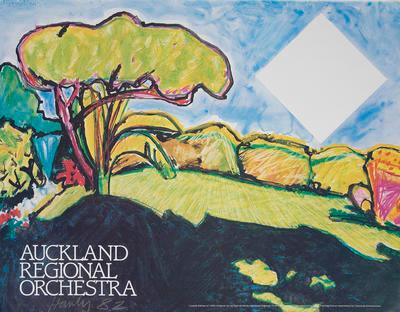 Auckland Regional Orchestra Poster
