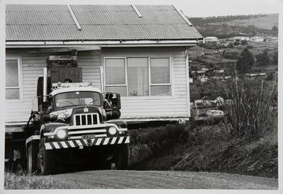Rotowaro House in Transit
