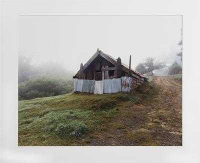 Wharepuni - Sleeping House: Maungapohatu