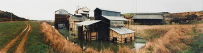 Abandoned Waikato Carbonisation Works Factory